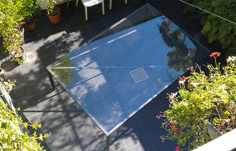 TrABLE / OUTDOOR TABLE