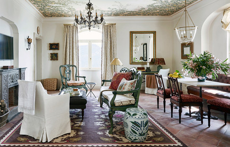 HOTEL CARUSO - VILLA MARGHERITA / BELMOND FIVE STAR HOTEL