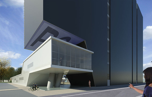 PIACENZA MUNICIPAL OFFICES / OFFICES
