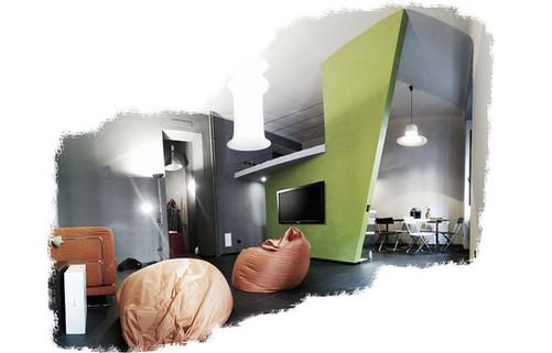 VIA PACINI / PRIVATE STUDIO-HOUSE