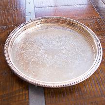 Silve Platter