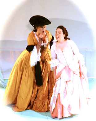 Savoy Opera - Marcellina in Marriage of Figaro