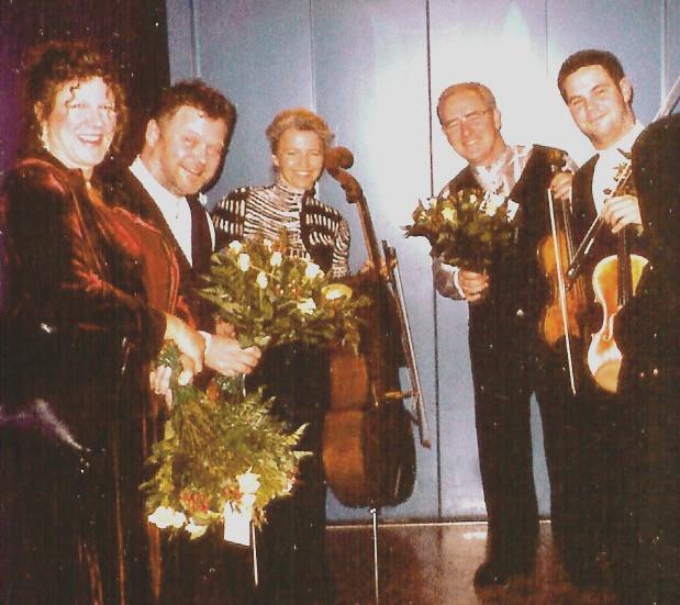 Utrecht - with Brodsky Quartet
