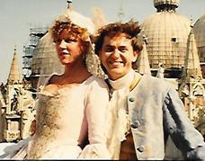 Italian TV film - Bach