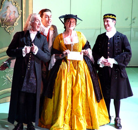 Savoy Opera - Marriage of Figaro
