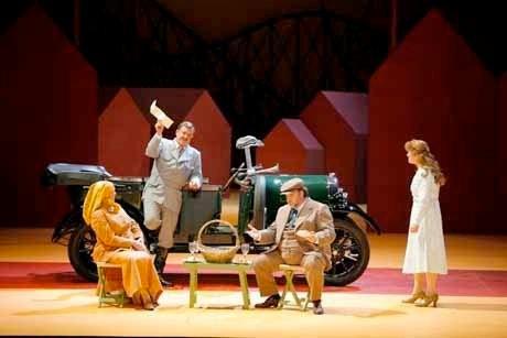 Paris Opera - Ludmila in Bartered Bride