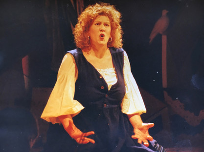 New Sussex Opera - Santuzza in Cavalleria Rusticana