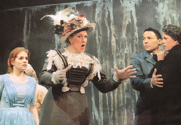 Opera Holland Park - Mayor's wife, Jenufa