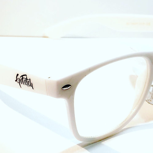 GoFetch Logo Fashion Glasses