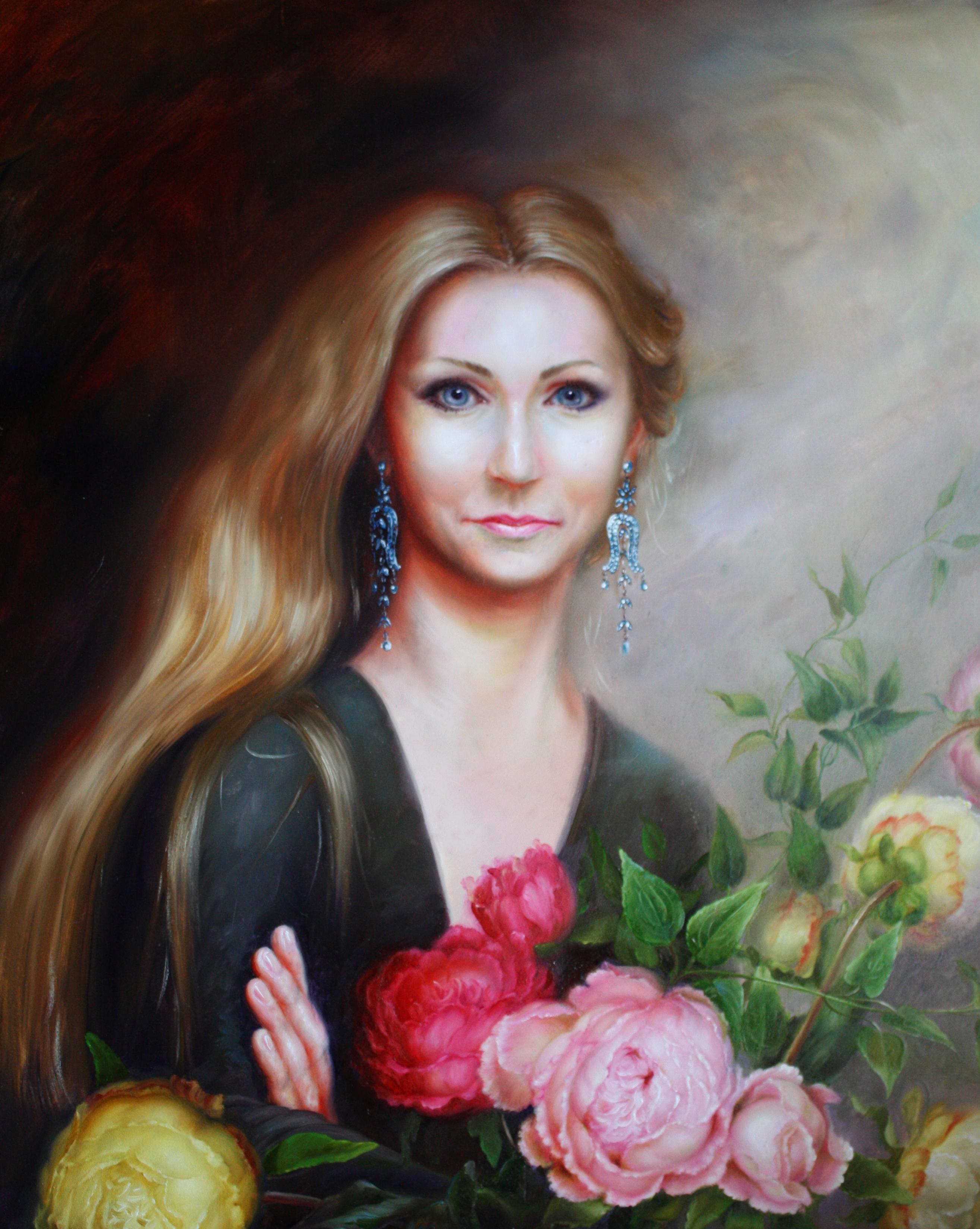Paintist's Wife