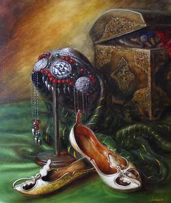 Oriental shoes