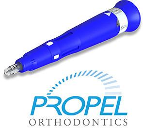O que é Propel? E como se faz a aceleração do movimento dentário?