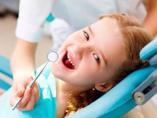 Ajude seu filho a crescer sem medo do dentista.