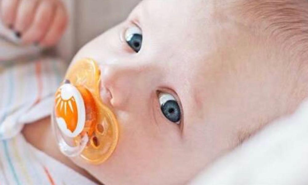 Qual a melhor chupeta para o bebê?