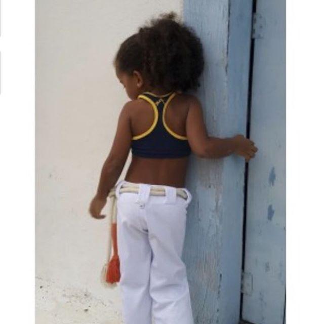 Calça de Capoeira infantil Recreio