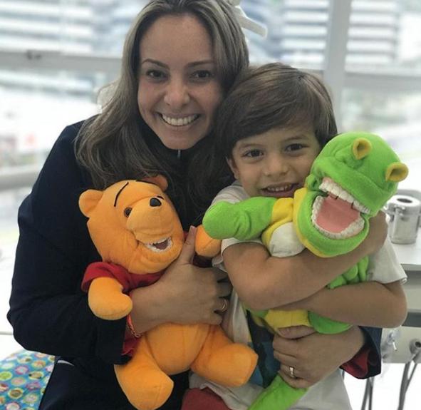 Dra Juliana de Paiva odontopediatra Barra da Tijuca