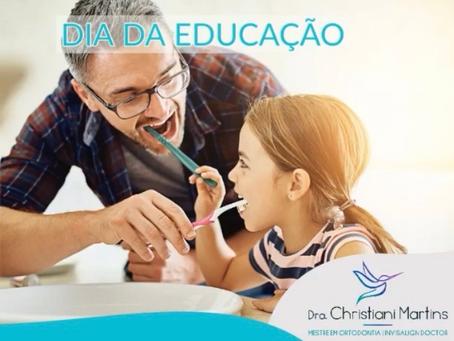 Hábitos saudáveis começa em casa - Drª Christiani Martins Invisalign Paulínia, Campinas e região