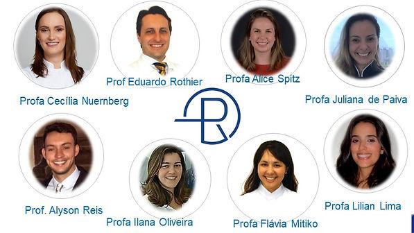 Equipe professores Instituto Rothier