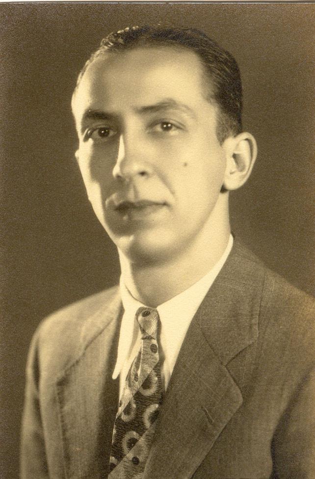 A-história-da-familia-Rothier-100-anos-de-odontologia-Dr. Spencer Rothier Duarte