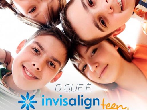 O que é Invisalign Teen?