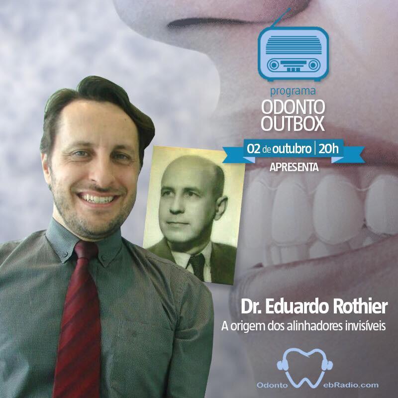 Dr Eduardo Rothier em entrevista fala sobre a evolução dos aparelhos termoplásticos no Brasil e no mundo. Ex: Sistema Invisalign