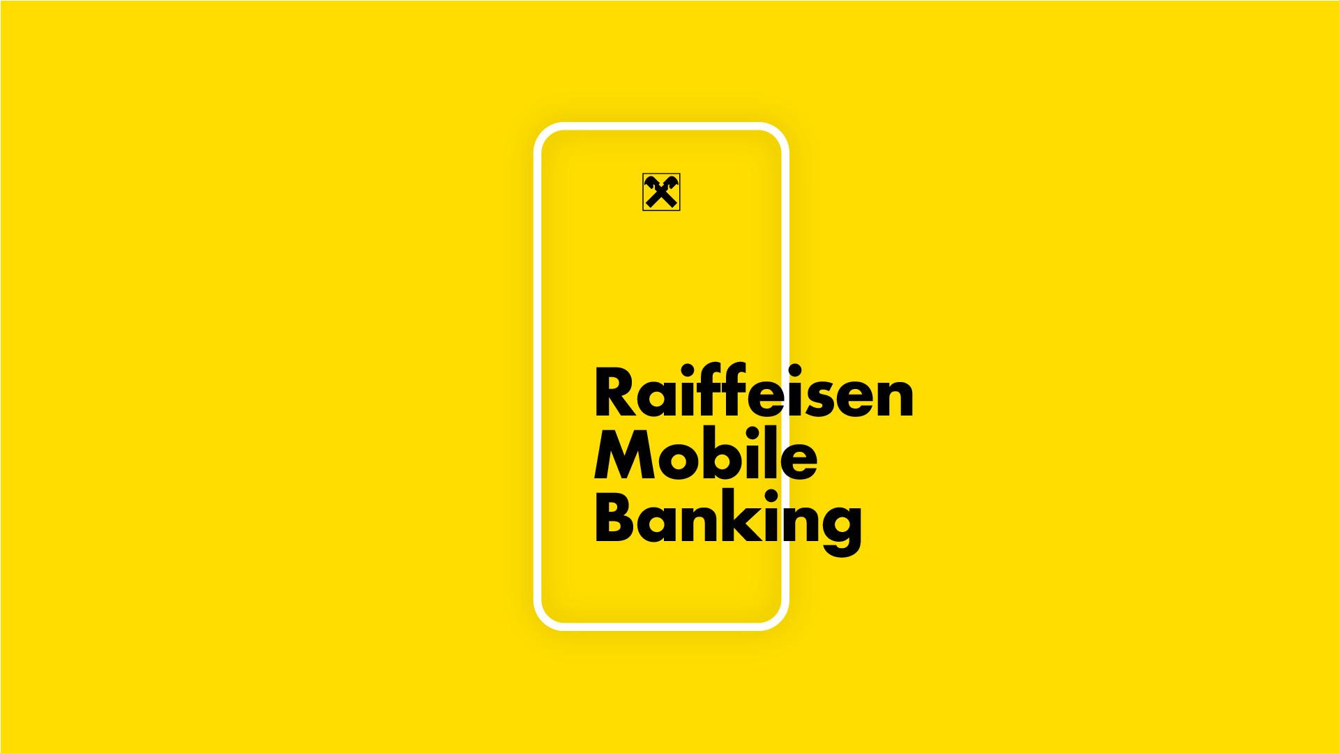 Raiffeisen Mobile Banking