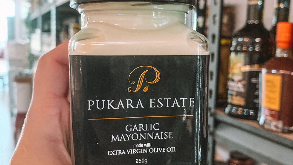 Pukara Estate Garlic Mayonnaise
