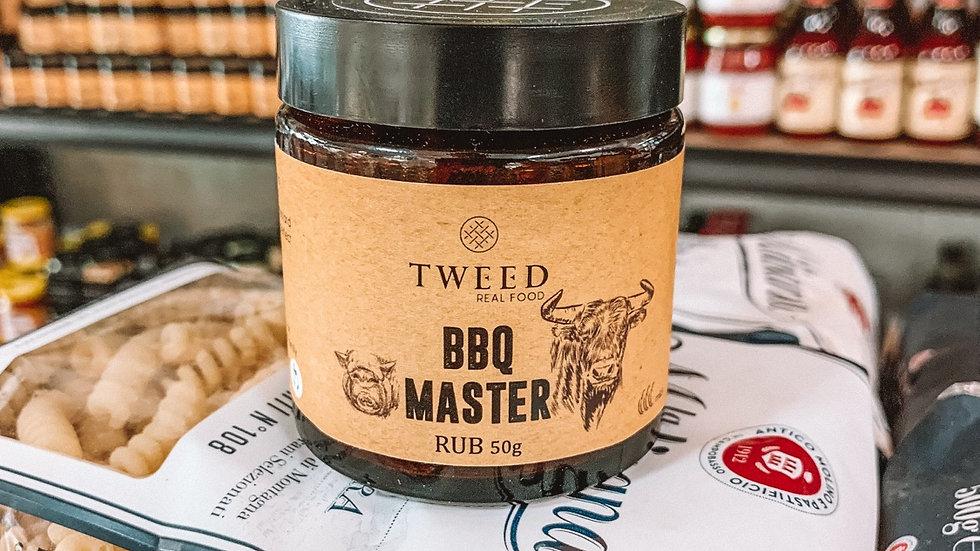 Tweed BBQ master rub