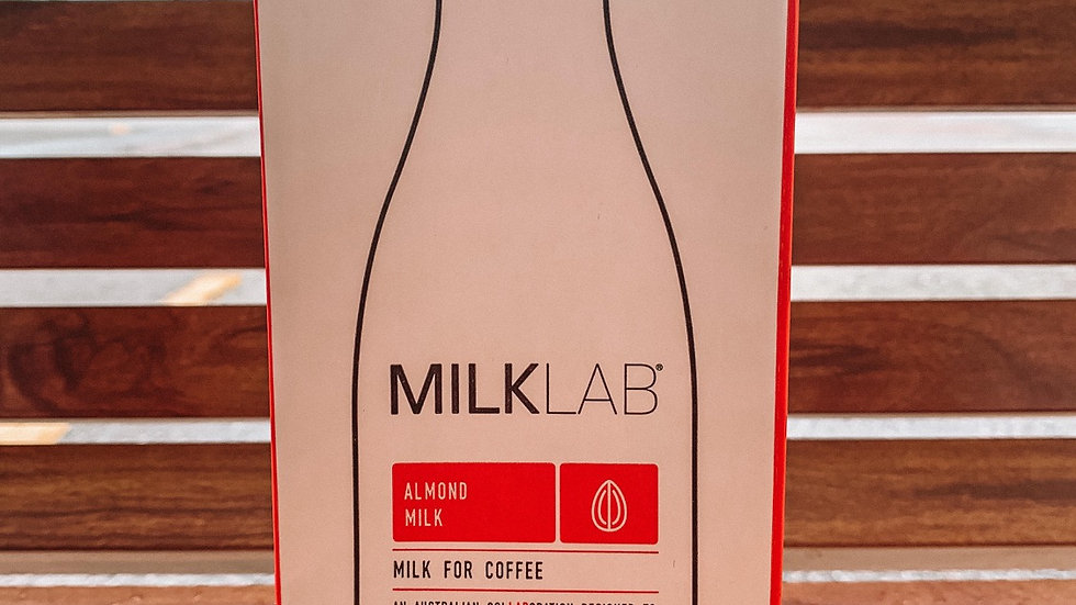 MilkLab Almond Milk