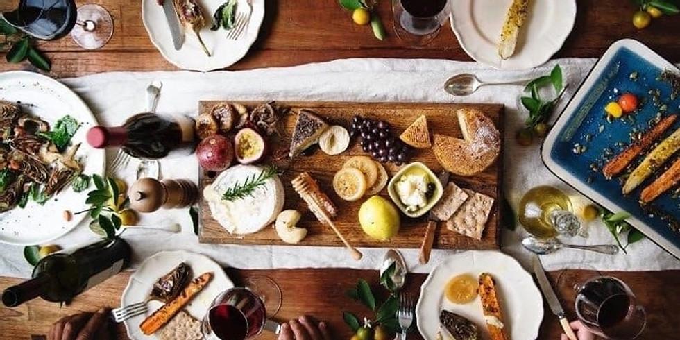 JK's Deli Wine & Cheese Soiree Night