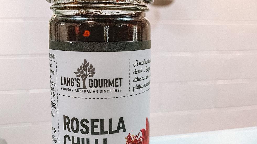 Rosella Chilli Chutney
