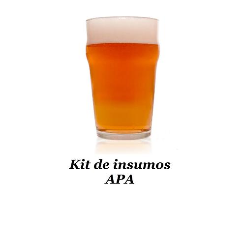 Receita APA - 20 litros