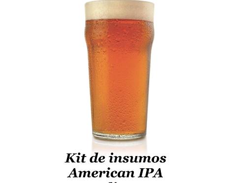 Receita American IPA 2 - 20 litros