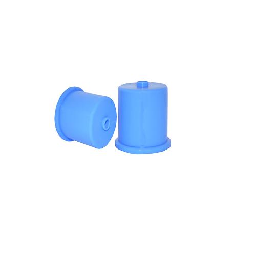 Tampa de silicone para galão de água