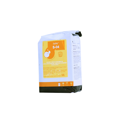 Fermento Fermentis S-04 500g (ALTA)