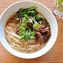 SIAM-SQUARE BEEF STEWED NOODLE