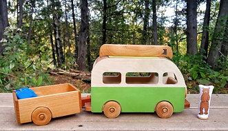 Vintage Van Adventure Package