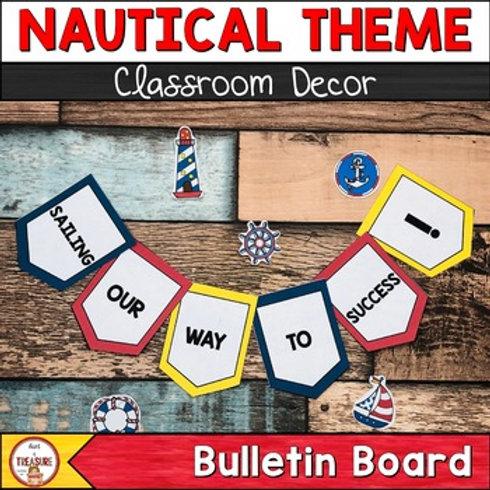 Nautical Theme Classroom Decor for Back to School