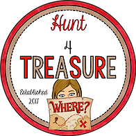 HUNT 4 TREASURE EDUCATIONAL RESOURCES