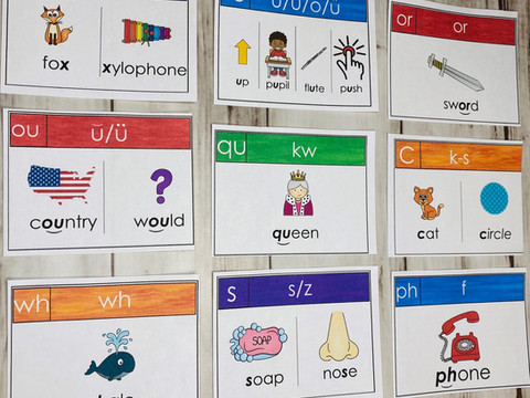 The Ultimate Guide to Teaching Phonics through Common Phonograms