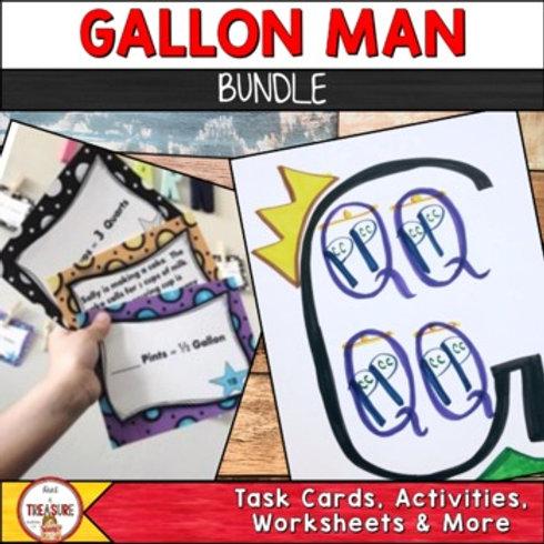 King Gallon Man