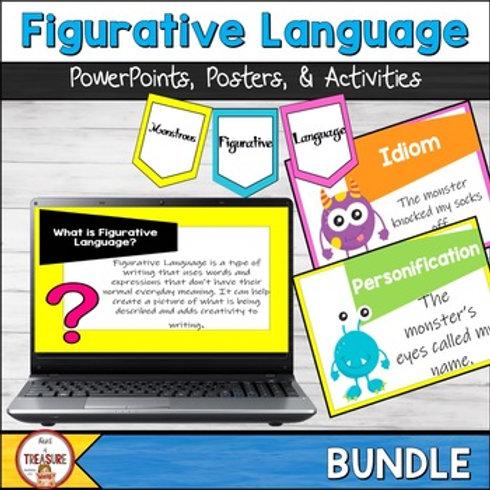 Figurative Language Activities and ClassroomResources
