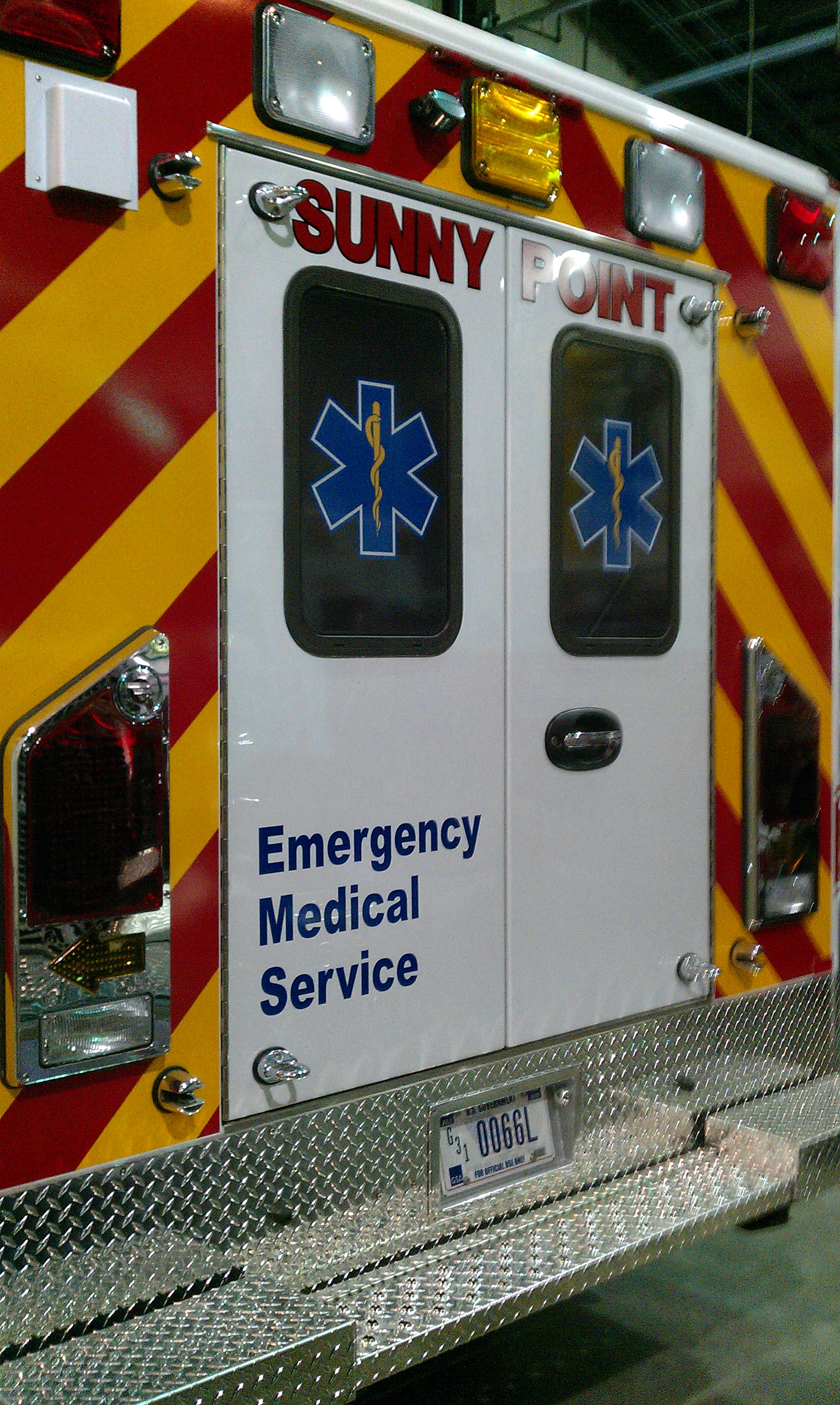 Ambulance Decal
