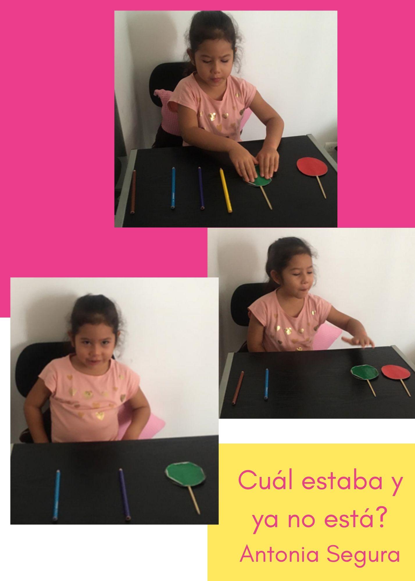 Antonia Segura Memoria V