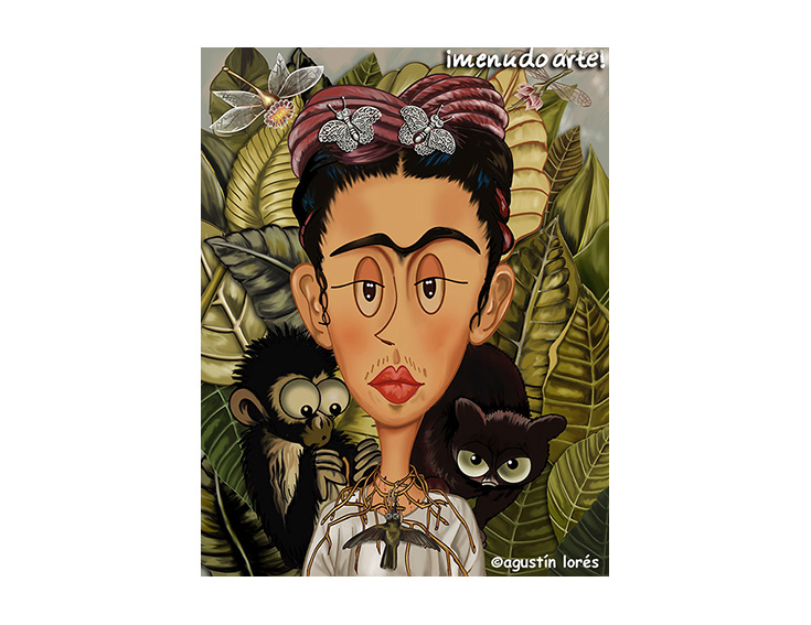 Frida Kahlo, 1940