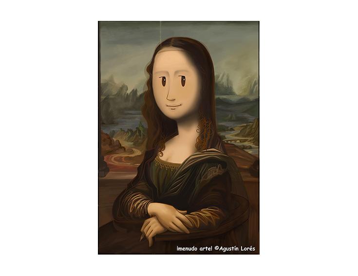 Leonardo da Vinci, 1503
