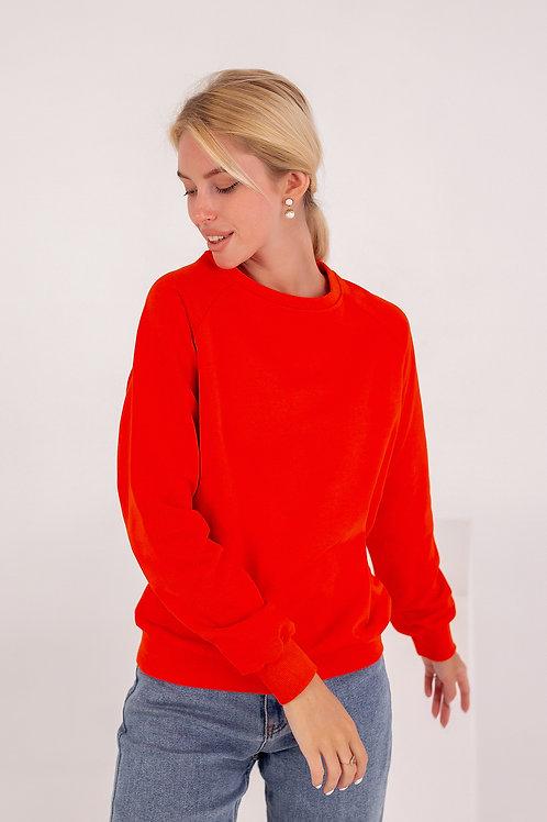 Свитшот (реглан) FINKA Оранжевый