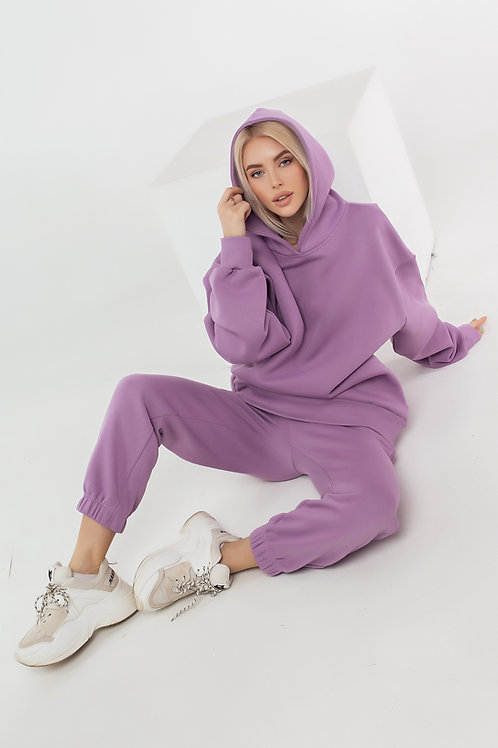 Спортивный костюм FINKA Oversize Лаванда