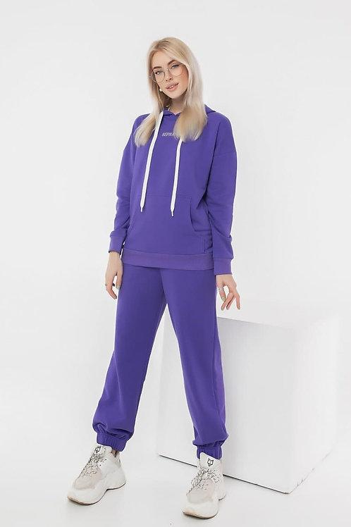 Спортивный костюм FINKA Inspiration фиолетовый