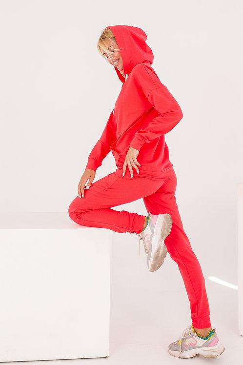 Спортивный костюм FINKA Кораловый
